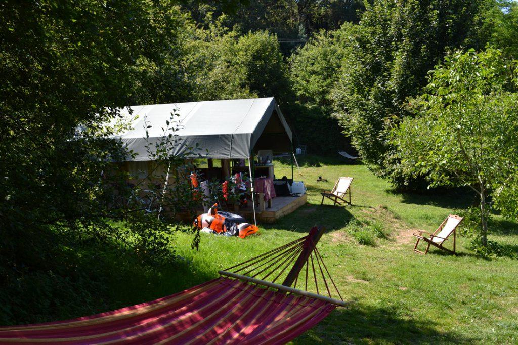 Kasteelglamping mrsnomad kidsmrsnomad kids - Tent voor terras ...
